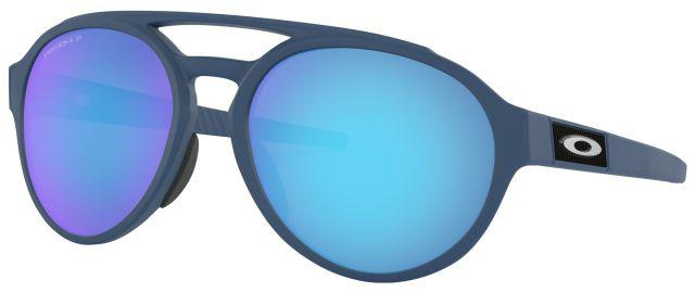 30b7a227df8 Forager (Asian Fit) Matte Poseidon   Prizm Sapphire Iridium Polarized