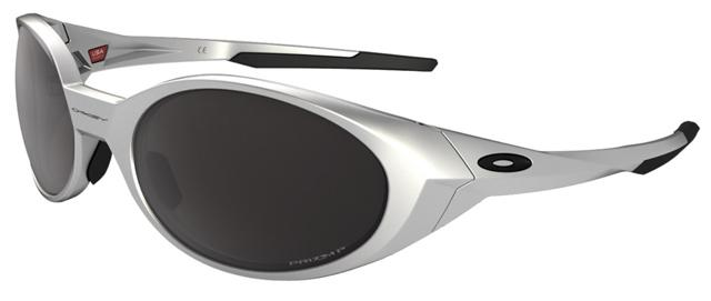 f84cf16b1c Eye Jacket Redux Silver   Prizm Black Iridium Polarized