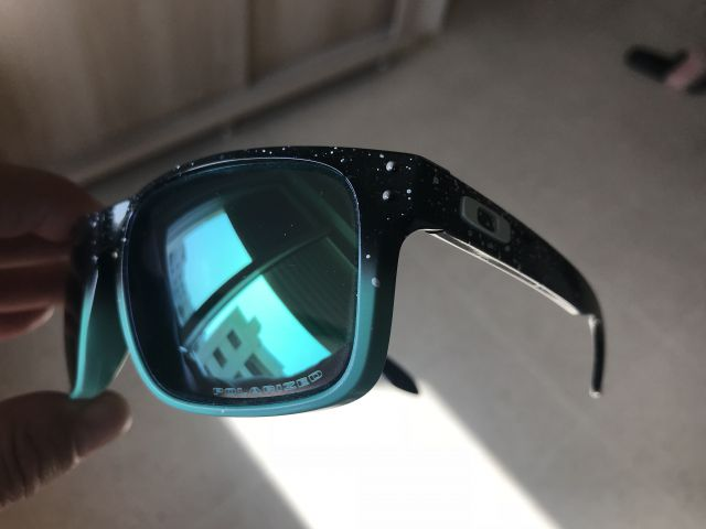 eb2e53b84cd Gift from a fellow Oakley lover